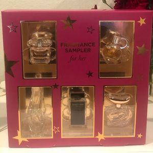 5 designer fragrance- women